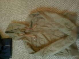 Mens casual medium size jacket.