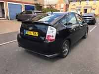 TOYOTA PRIUS HYBRID T-SPIRIT, 58K GENUINE LOW MILEAGE, FULL TOYOTA SERVICE HISTORY, NEW 1 YEARS MOT