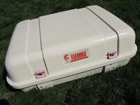 FIAMMA ULTRA BOX FOR CAMPERVAN MOTORHOME OR CAR -MASSIVE CAPACITY - BARGAIN
