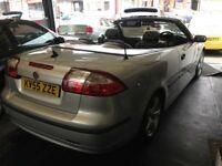 55/SAAB 93 2 LT AUTO CONVERTIBLE 81,000 MILES FULL HISTORY £2195