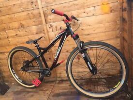 Custom specialized jump bike