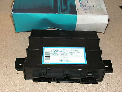 Ford Mondeo Door Lock Remote Control Unit Finis Code 6913974 Genuine Ford