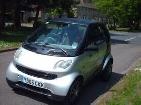 SMART CAR PURE 700CC 2005