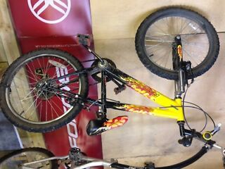 "Children's Raleigh 20"" Bike"