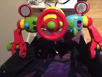 ELC Lights & Sounds Buggy Driver