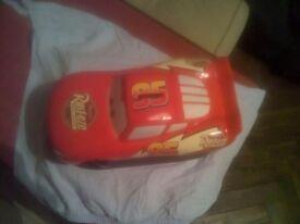 Cars money box.