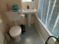 1 Bed GFF wanting to exchange for 2/3 bed property