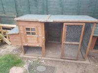 Chicken coop for sale brilliant condition can house up to 6 birds with ease.