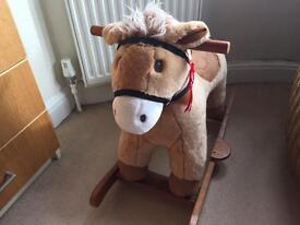 Rocking horse from Early Learning Centre