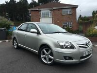 2006 TOYOTA AVENSIS T4 D-4D ** FULL SERVICE HISTORY ** ALL CARDS ACCEPTED