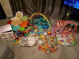 Children's learning toys joblot MUST GO!