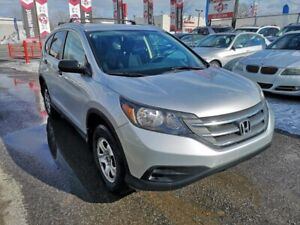 2012 Honda CR-V LX, CAM, AUTO, GROUP ELECT. A/C, CRUISE, 2.4L