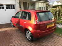 LOW MILEAGE!! 1.25 FORD FIESTA ZETEC 5 DOOR