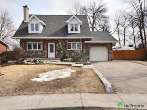 450 000$ - Maison 2 étages à vendre à Boucherville