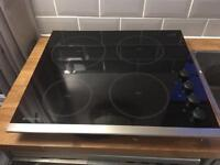 Hoover Ceramic Hob New/Never Used, Selling As It Came With A New Kitchen From Wren And Is Surplus