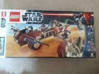 Lego star wars desert skiff 9496