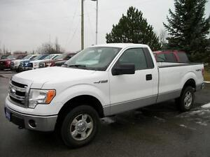 2013 Ford F-150 XLT 8-ft. Bed