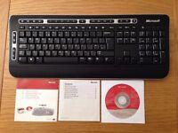 Microsoft Digital Media Keyboard 3000 - Brand New, Boxed & Unused