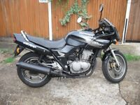 Honda CB500 1998 low miles location Wimbledon