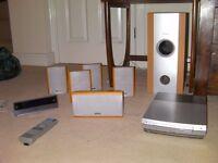 Pioneer surround sound audio system