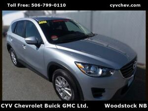 2016 Mazda CX-5 GX AWD - $12/Day - 2.5L - Bluetooth