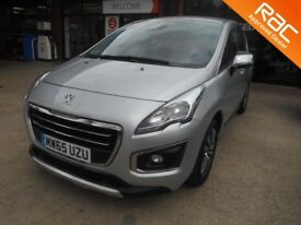 Peugeot 3008 Crossover 1.6HDi Active