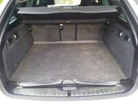 Genuine bmw 5 series touring estate E61/F11 rubber boot liner