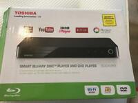Toshiba Blu-Ray and DVD Player