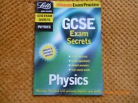 Letts- GCSE Exam Secrets - PHYSICS