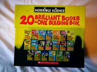 Horrible Science 20 Book Set