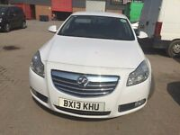 Pco uber ready car hire rent, Vauxhall insignia 2012 AUTOMATIC 130 PW PW