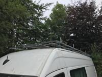 Mercedes Sprinter / VW Crafter Roof Rack LWB