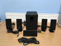 EDIFIER M1550 5.1 SURROUND SOUND SYSTEM