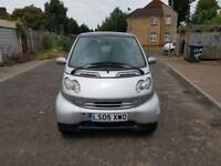 2005 Smart Fortwo 0.7 City Passion 3dr Automatic @07445775115