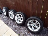 BMW TYRES AND ALLOYS