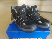 Brand new safety shoes, size 11 (EUR 46) - only £15