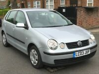 Volkswagen Polo Automatic, VW Auto 2 YEARS WARRANTY not nissan toyota mini seat citroen ford renault