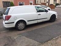 1.3 CDTI Vauxhall Astra Van