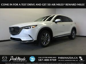2019 Mazda CX-9 GT - Executive Demo w/ Acc. 3M, All-Weather Mats