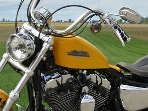 2013 harley-davidson XL1200V Seventy-Two   Chrome Yellow Pearl & London Ontario image 14