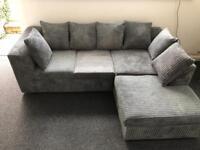 L shapes sofa
