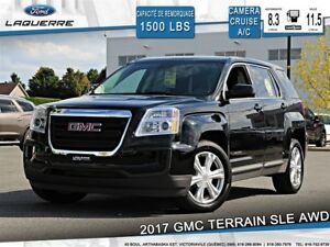 2017 GMC Terrain SLE**AWD*CAMERA*BLUETOOTH*A/C**