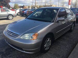 2001 Honda Civic LX-G | Automatic | All Power | Cruise