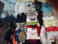 Boys clothes bundle 6-12 months