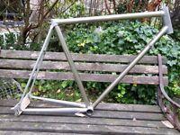 Lovely Vitus 979 road bike frame for sale