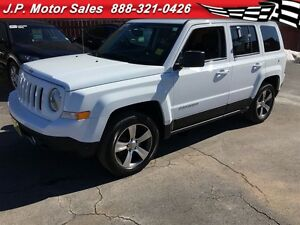 2016 Jeep Patriot High Altitude, Automatic, Leather, Sunroof, He