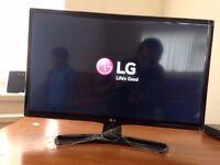 TV 24'' LG, brand new one
