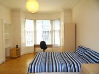 Well presented five bedroom HMO property on Haymarket Terrace