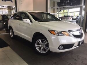2015 Acura RDX Tech Pkg. | Moonroof | Navigation | Bluetooth