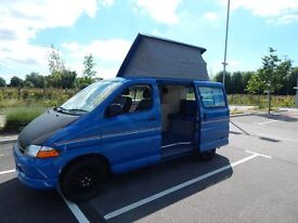 TOYOTA HIACE DEVON SUNRISE CAMPERVAN 2.5 DIESEL 2002 25150 MILES ONLY NICE CLEAN CONDITION FOR AGE